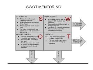 mentoreiden SWOT